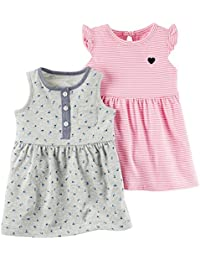 Carter's Baby Girls' 2 Pk 121h336