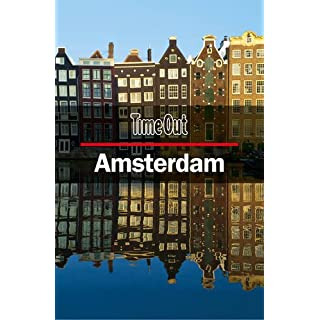 Time Out Amsterdam City Guide with Pull-Out Map (Travel Guide)