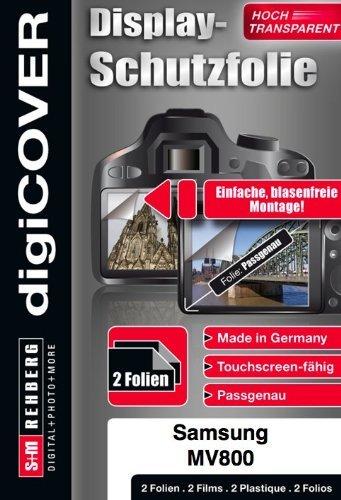 DigiCover B2868 Canon IXUS 310 HS 2pezzo(i) protezione per schermo