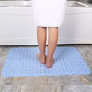 Norcho rutschfest sicherheit badematte mit saugnapfen fur for Arbeitsschuhe küche rutschfest