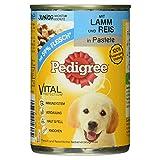 Pedigree Dose Junior mit Lamm und Reis, 400 g