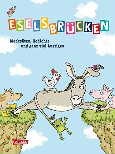 Eselsbrücken: Merksätze, Gedichte und ganz viel Lustiges