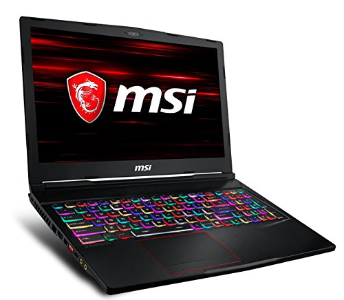 MSI GE63 Raider 8RE-021XES - Ordenador portátil Gaming