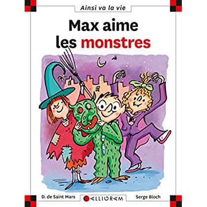 Max aime les monstres - tome 78 (78)