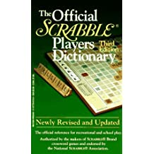 The Official Scrabble Players Dictionary (Third Edition) by Merriam-Webster (1996-04-30)
