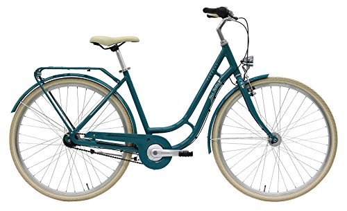 Pegasus Cityrad Bici Italia 1949 7 Damen petrol 2018 Gr. 45 cm