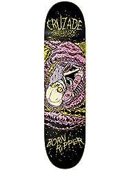 Cruzade CRBL0118 - Tabla de skateboard