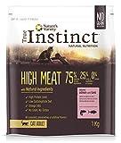 True Instinct High Meat Adult Nourriture pour Chat Saumon sans Arêtes avec Thon 1 kg