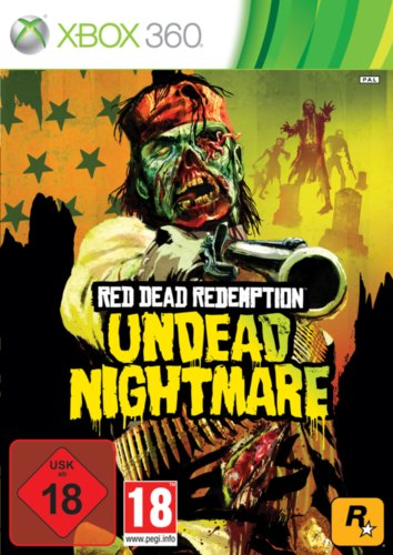 Red Dead Redemption: Undead Nightmare - Xbox Horror 360