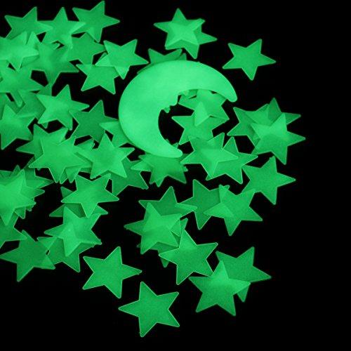 Zoom IMG-1 vorcool luna stelle fluorescenti luminose