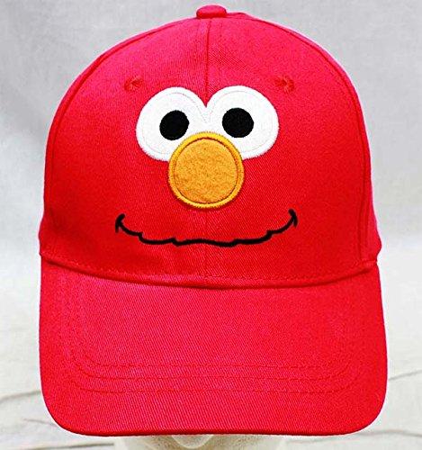 casquette-de-baseball-sesame-street-elmo-bonnet-rouge-kid-garcons-jouets-new-ss8532b