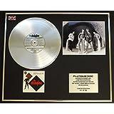 "THE STRANGLERS/CD platinum disc & Foto Display/Edicion Limitada/""THE COLLECTI..."