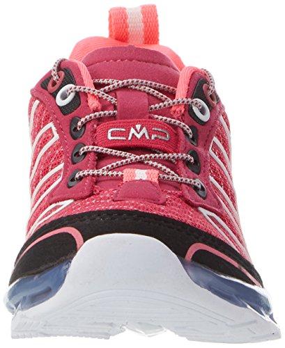 C.P.M. Atlas, Scarpe da Trail Running Unisex – Bambini Rosa (Magenta)