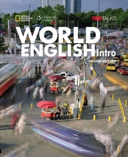 World English Intro: Student Book with CD-ROM
