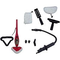 Maxware H2O Balai vapeur électrique 5-en-1 Multifonction Pour sols et tapis