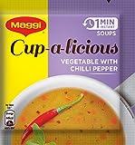 #4: Maggi Soup Veg Chilli Pepper, 15g (Pack of 10)
