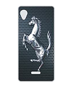 Techno Gadgets Back Cover for Gionee Pioneer P5 mini