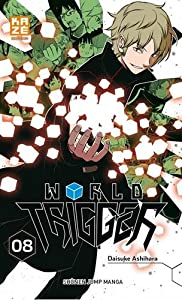 World Trigger Edition simple Tome 8