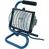 Brennenstuhl 1178610 Projecteur portable avec grille 400 W 1,5 m H05VV-F 3G1,0