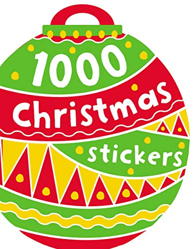 1000 Stickers: Christmas - Le Grande Holiday Sticker