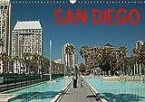San Diego (Wandkalender 2019 DIN A3 quer): Stimmungsvolle Bilder aus der achtgrößten Stadt der Vereingten Staaten von Amerika (Monatskalender, 14 Seiten ) (CALVENDO Orte) - Christian Hallweger