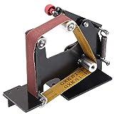 KKmoon Accessori per Adattatore della Cinghia Abrasiva della Levigatrice Angolare del Ferro Multifunzionale della Levigatrice(Connettore M14 per 115 125)