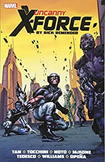 Uncanny X-Force by Rick Remender: The Complete Collection Volume 2 (078518824X) | Amazon price tracker / tracking, Amazon price history charts, Amazon price watches, Amazon price drop alerts
