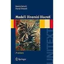 Modelli Dinamici Discreti (UNITEXT)