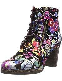 49fee6e3f4c Laura Vita Women s Elea 078 Ankle Boots
