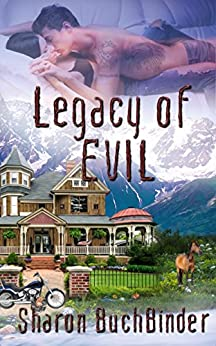 Legacy of Evil (The Hotel LaBelle Series Book 2) by [Buchbinder, Sharon]
