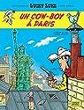 Les aventures de Lucky Luke d'après Morris, tome 8 : Un cow-boy à Paris par Jul