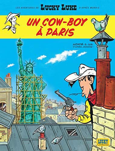 Aventures de Lucky Luke d'après Morris (Les) - tome 8 - Un cow-boy à Paris par Jul