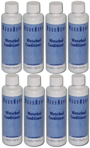 8x 250 ml Wasserbetten Conditioner Konditionierer Softside Hardside Wasserbett