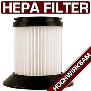 Filtre de rechange HEPA pour aspirateur cyclone sans sac