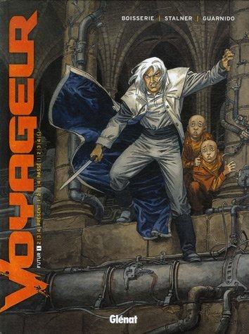 Voyageur, Tome 1 : Futur par Pierre Boisserie