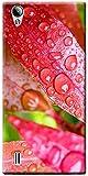 Fashionury Designer Printed soft silicone Back Case Cover For Vivo Y15
