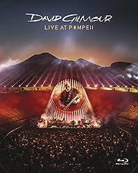 David Gilmour: Live At Pompeii 2017 [Blu-ray]