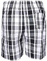 Puma Men's Checkered Boxer
