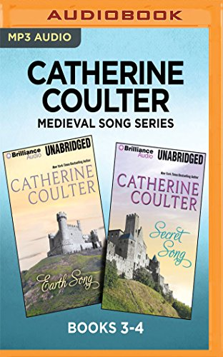 Catherine Coulter Medieval Song Series: Books 3-4: Earth Song & Secret Song
