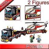 SY Bela AEMBO Ville Grands véhicules Lourds Transport de fret Blocs de Construction Camion Avion Jouets compatibles avec Lego...