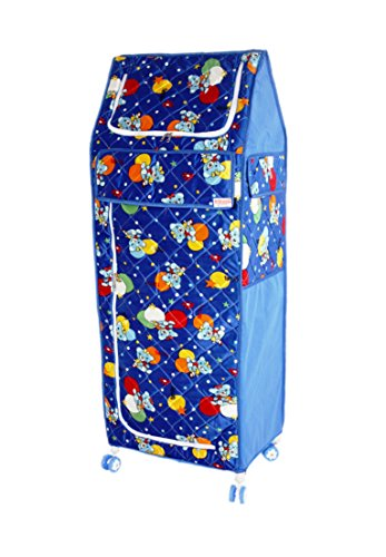 Amardeep and Co Large Multipurpose Toy Box (Blue) - ALE-01-Blue-T.T-5T