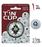 Best Tin Cup pelota de golf Marcadores - Tin Cup–Marcador de bola de golf Review