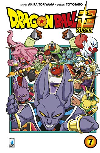 Dragon Ball Super: 7