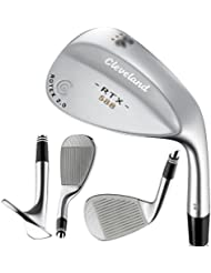 Cleveland 588 RTX 2.0 Tour Satin Wedge Mens Right Hand 60 Deg (6 Bounce) Low Bounce Wedge Flex True Temper Steel Mens Right Hand 60 Deg (6 Bounce) Low Bounce Wedge Flex True Temper Steel