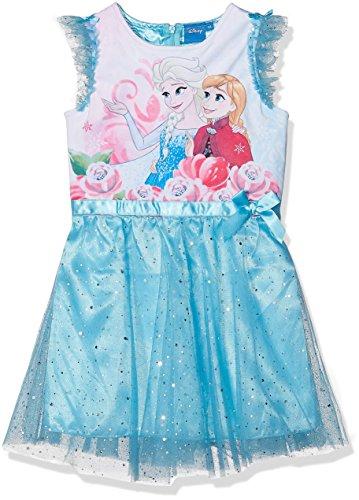 Disney Frozen Girl's Frozen Sister Roses Dress