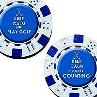 Longridge Keep Calm ficha de Poker Marca Pelota