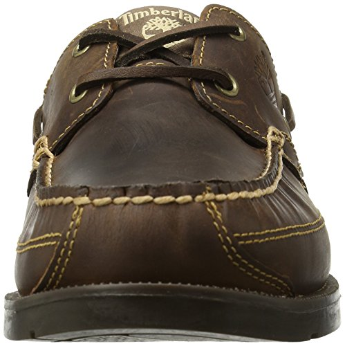Timberland Ekkiawahby, Chaussures bateau homme Marron (Taupe distressed)