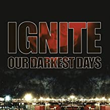 Our Darkest Days (Re-issue 2017) (black LP+CD & LP-Booklet) [Vinyl LP]