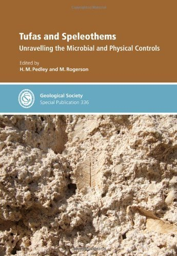 Tufas and Speleothems: Unravelling the Microbial and Physical Controls - Special Publication 336 (Geological Society Special Publication) by P. M. Pedley, M . Rogerson (2010) Hardcover