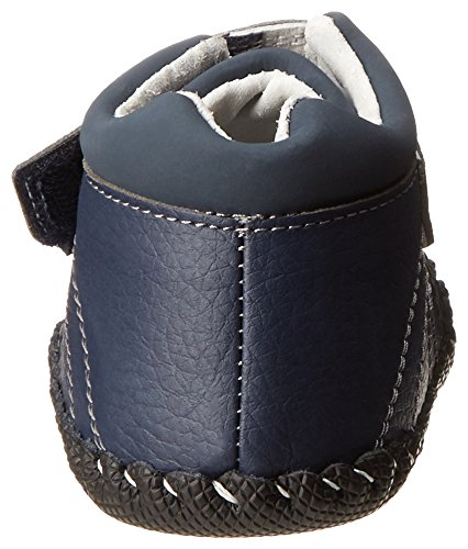 Pediped Originals Jerome Dark Navy Leather Baby Soft Soles Dark Navy